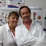 Mr and Mrs Marc van den Bogaerd